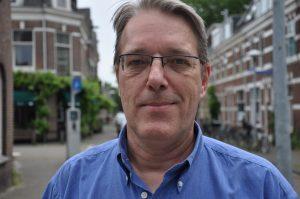 Henk Renting van de stichting RUAF. Foto: Pieter Verbeek.