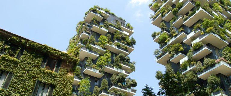 Innovatief stadsgroen. Foto: Unsplash/Christos Barbalis.