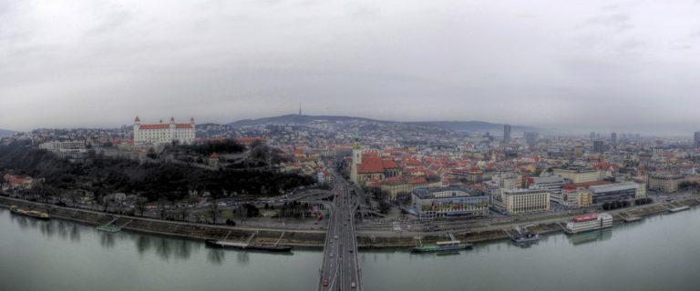 Bratislava. Foto: Flickr Creative Commons/Markusz