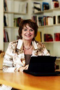 Voorzitter Mariëtte Hamer van de SER.