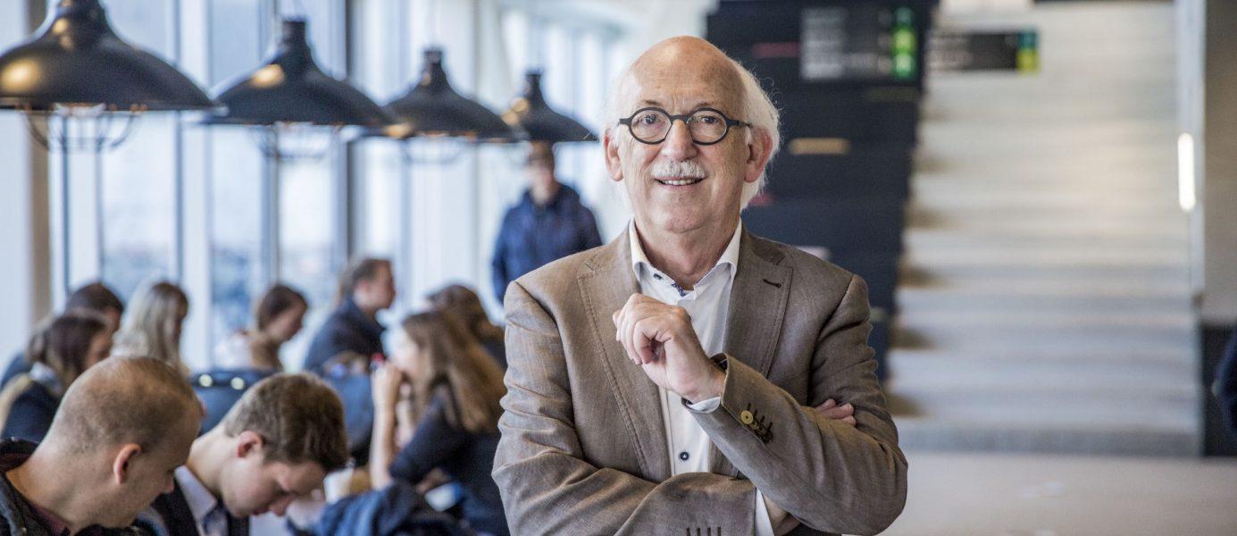 Wethouder Johan Kruithof van Apeldoorn. Foto: Rob Voss.