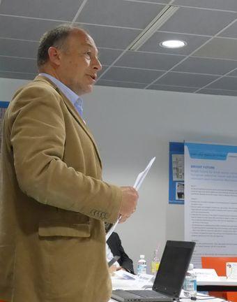 Jan Klinkenberg, netwerkmanager VerDuS