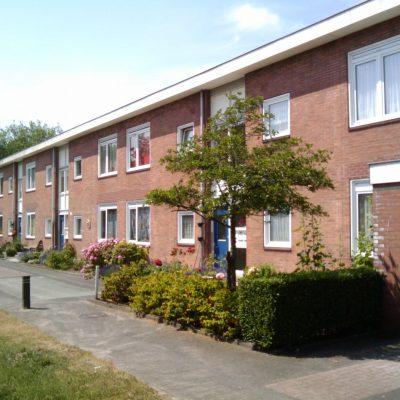 Sociale huurwoningen in Amsterdam Sloterdijk. foto CorporatieNL Flickr Creative Commons