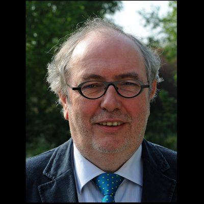 Julien van Geertsom, voorzitter MI-IS, partnership Urban Poverty