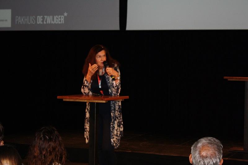 Elena Szolgayová. Foto Evan Schaafsma