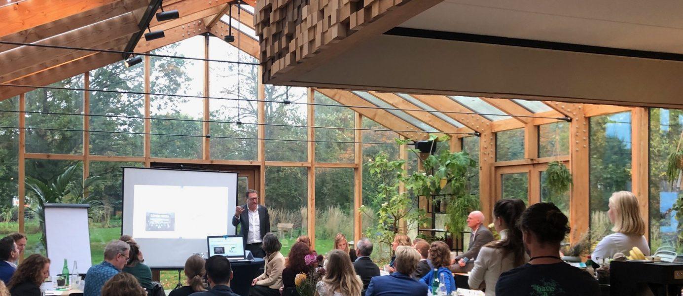 Public Leadership Challenge 'Leiderschap voor een gezonde en duurzame voedselomgeving' van de City Deal Voedsel op de Stedelijke Agenda 16-10-2019