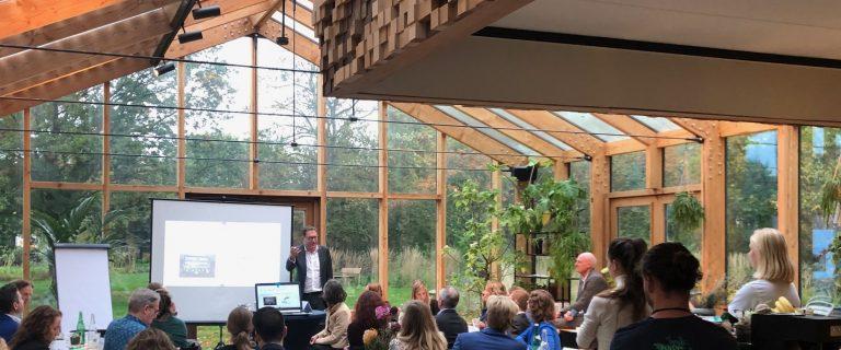 Aanwezigen bij de Public Leadership Challenge 'Leiderschap voor een gezonde en duurzame voedselomgeving'