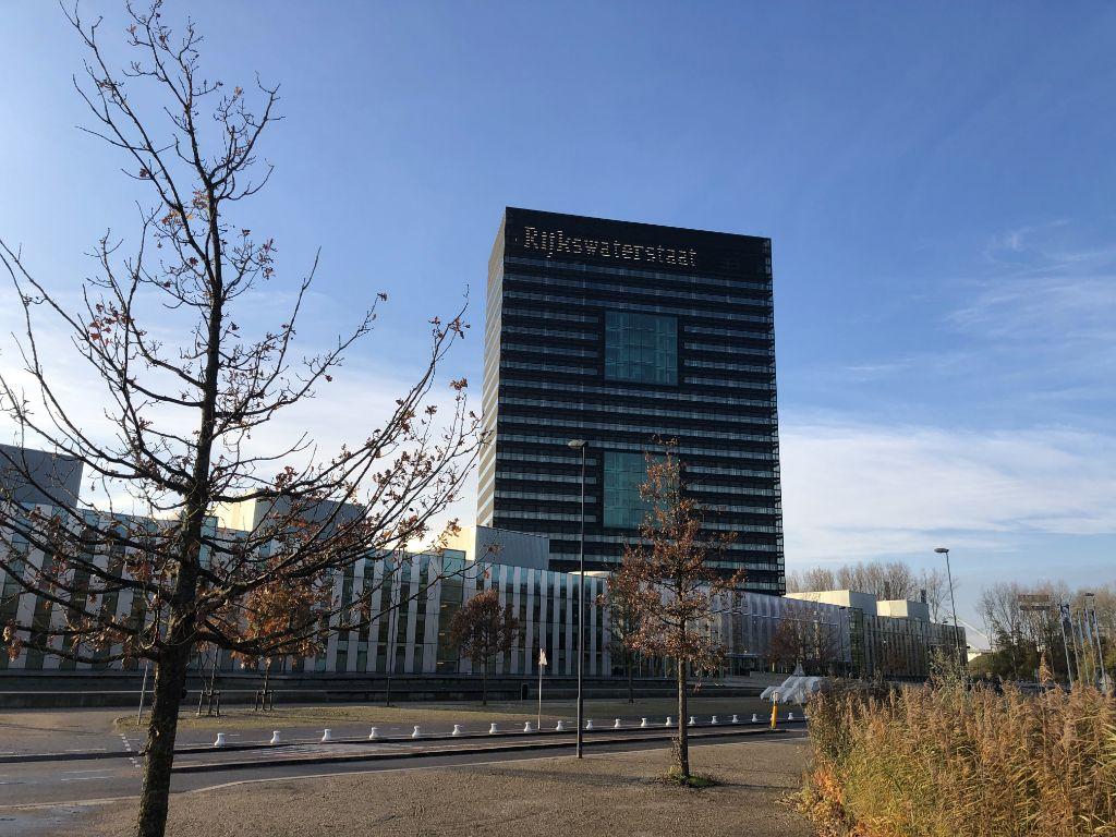 Rijkswaterstaat in Utrecht
