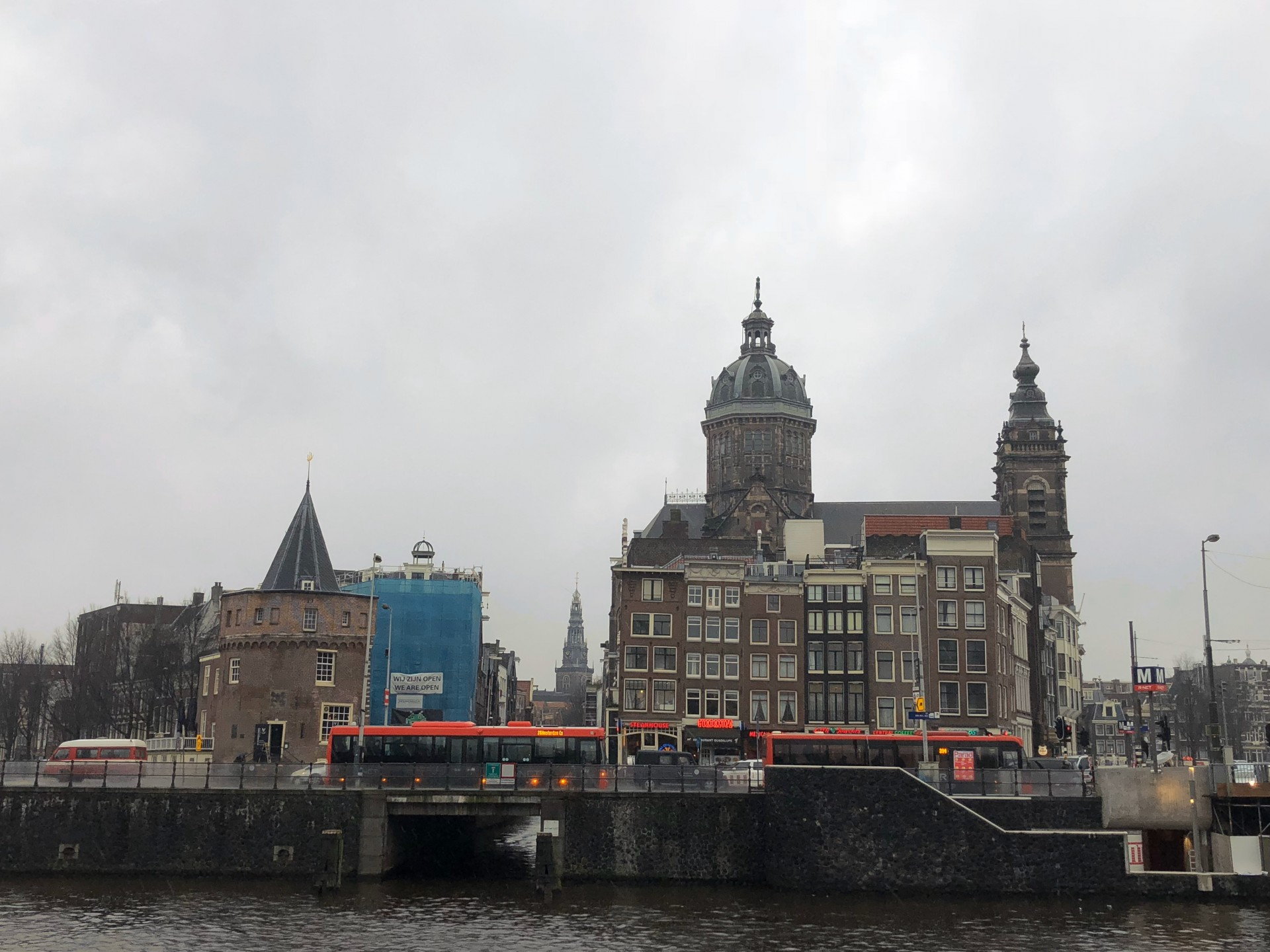 Amsterdam. Foto Pieter Verbeek