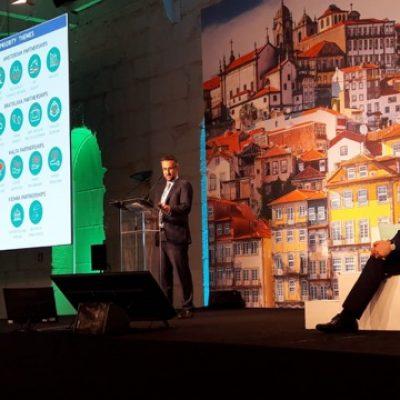Toelichting op de Urban Agenda bij het Cities Forum in Porto