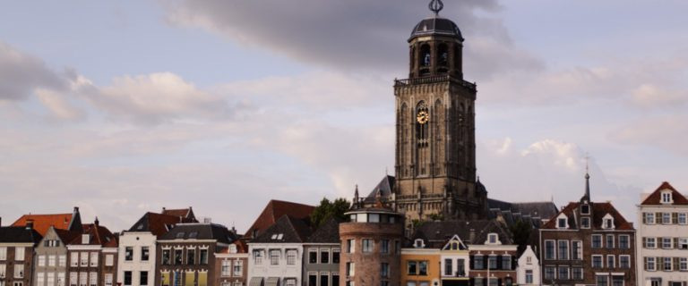 Deventer. Foto: Ley/Flickr Creative Commons.
