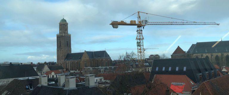 Zwolle. Foto: Pieter Verbeek.
