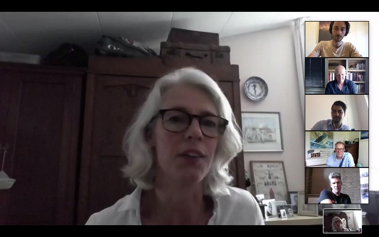 Froukje Idema bij de COP-sessie City Deals explained op 15 juni 2020