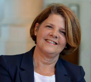 Burgemeester Marja van Bijsterveldt van Delft.