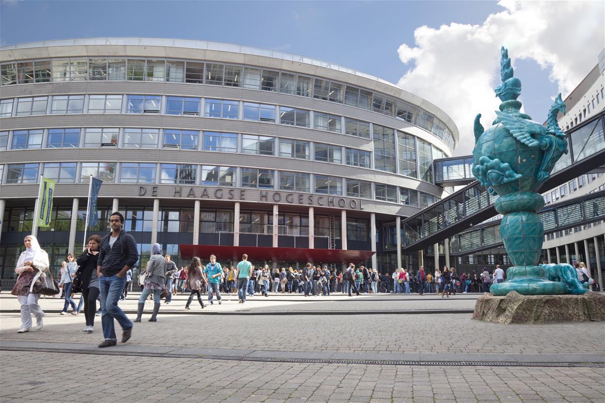 De Haagse Hogeschool.