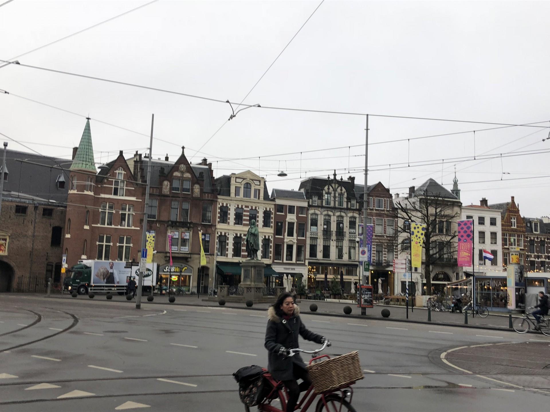 Den Haag. Foto: Pieter Verbeek.