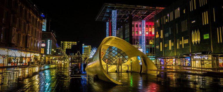 Eindhoven centrum. Foto: Martijn Aukema/Flickr Creative Commons.