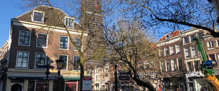 Het centrum van Utrecht. Foto: Pieter Verbeek.