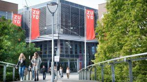 Zuyd hogeschool in Heerlen. Foto: Zuyd.